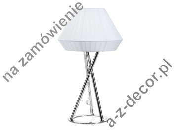 TWIST Cromado bedroom lamp 25x43cm [688]