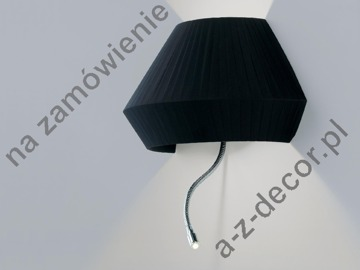 TWIST Cromado wall lamp 40cm + LED [000694]