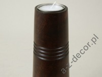 Tealight candle holder 9x25,5cm [AZ01060]