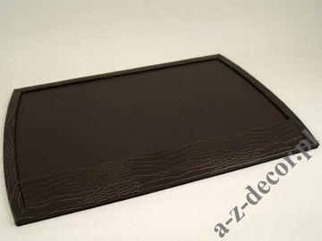 Top deck placemat 66cm from artificial leather [AZ00698]